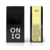 ONIQ. Гель-лак OGP-007 Elfin yellow